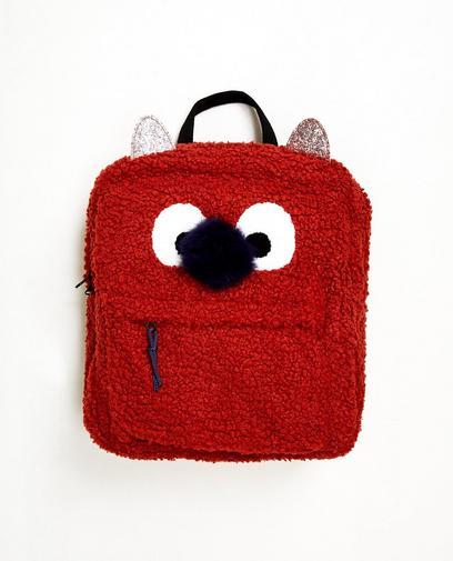 Teddy-Rucksack Monster
